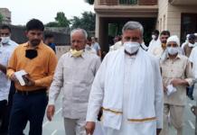 Agriculture Minister JP Dalal holds Rajasthan govt responsible for arrival of locust