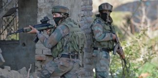 Jammu & Kashmir 10 militants killed during last 48 hours