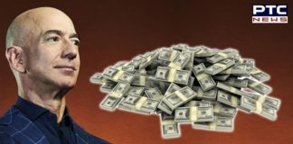 Amazon Founder   CEO Jeff Bezos first person worth over USD 200 billion
