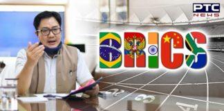 Kiren Rijiju on BRICS Games in Khelo India Games 2021
