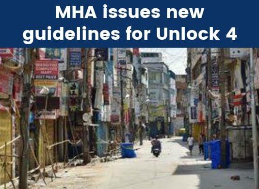 MHA Unlock 4 Guidelines