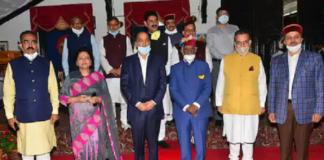 Major reshuffle in Jairam government   Himachal News in Hindi