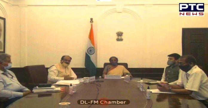 Nirmala Sitharaman on States Borrowing Limit During GST Council