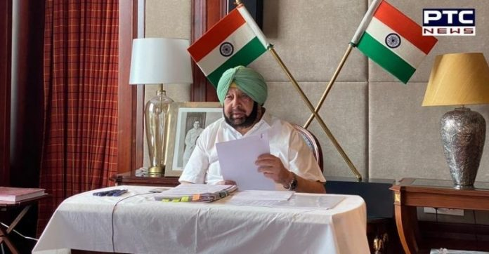Captain Amarinder on Punjab Coronavirus Peak and UGC Exams