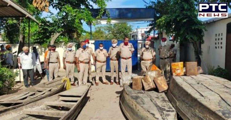 Punjab Police Arrests 2 more in Hooch Tragedy   Dinkar Gupta