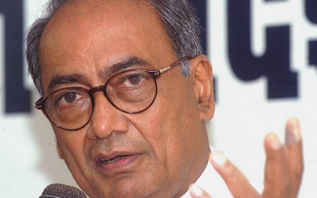 Ram Mandir   Haryana Home Minister Anil Vij reply to Digvijay Singh