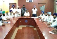 Shiromani Akali Dal NK Sharma Announces Officer Bearers of Rajpura Unit