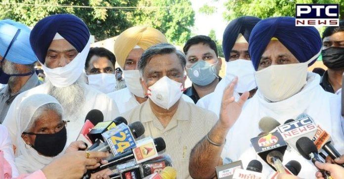 SAD-BJP delegation to VP Singh Badnore | Congress Government | Punjab Hooch Tragedy