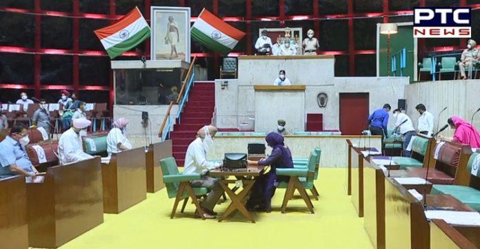 SAD Bikram Majithia on Punjab Vidhan Sabha Monsoon Session