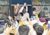 SAD Protest Punjab Raj Bhawan on Sonia Gandhi | Liquor Sand Mafia