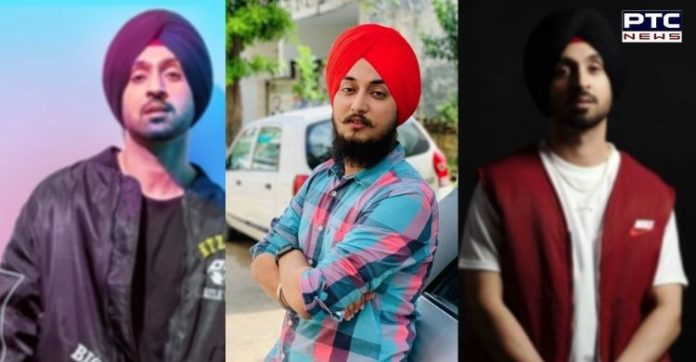 The Kidd Music in Diljit Dosanjh GOAT Album Song Clash And Habit