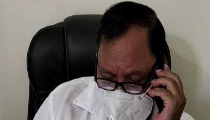 Threat on phone call to this MLA of Haryana | MLA Bishan Lal Saini Update
