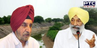 Balwinder Singh Bhunder to Tript Bajwa on SYL and Book Rivers on Fire