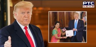Indian software engineer becomes US citizen in a rare ceremony at White House