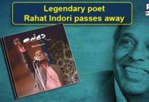 Urdu Poet Rahat Indori Death