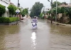 Water Logging in Sonipat Heavy Rain in Haryana