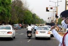 Chandigarh Traffic Police Handycam For Violators Who Argue