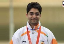 On this day, Shooter Abhinav Bindra won Olympic gold medal in 2008