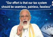 PM Modi launches platform for Transparent Taxation 'Honoring The Honest'
