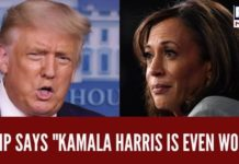 'Kamala Harris a step worse, Donald Trump on Joe Biden's VP candidate