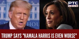 'Kamala Harris a step worse, Donald Trump on Joe Biden's VP candidate
