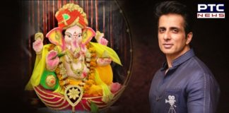 Sonu Sood sends migrants home for Ganesh Chaturthi