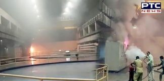 Fire breaks out at Srisailam Power Plant | 6 dead, 3 still trapped