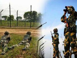 Tarn Taran: BSF shoots down 5 intruders at India-Pakistan border