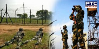 Tarn Taran: BSF shoots down 5 intruders at India-Pakistan border