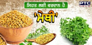 Health Benefits of fenugreek seeds and leaves