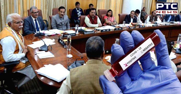 Haryana CM Manohar Lal Khattar, Legislators Test Coronavirus Positive