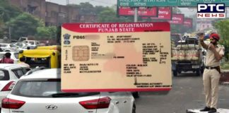 Punjab Government Validity of Driving Licenses, RCs or Permits Extended