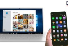 Microsoft Your Phone App to Access Android Apps on Windows 10