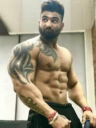 bodybuilder Satnam Khattra died