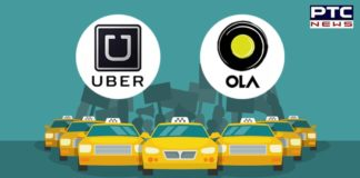 Delhi Ola Uber Cab Drivers on Strike on September 1