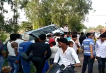 40 People Injured in a road Accident in Haryana Hindi News