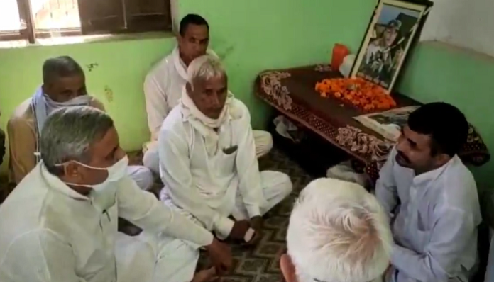 50 lakhs to be given to martyr family and will give government job says Agriculture Minister