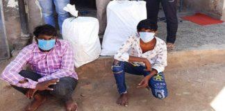 90 kg ganja hidden in CNG cylinders seized, two arrested