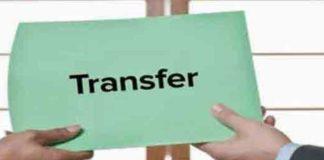 Administrative reshuffle in Haryana Haryana Breaking News