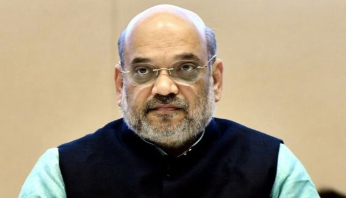 Happy Birthday Amit Shah: BJP President and Union Home Minister Amit Shah is celebrating his 55th birthday. Narendra Modi