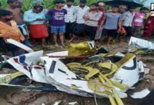 Uttar Pradesh: Pilot killed as trainer aircraft crashes in Azamgarh