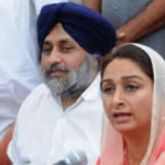 Sukhbir Singh, Harsimrat Kaur Badal: Dark Day for Democracy & Farmers