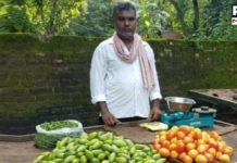 Balika Vadhu director Ram Vriksha Gaur sells vegetables to make ends meet