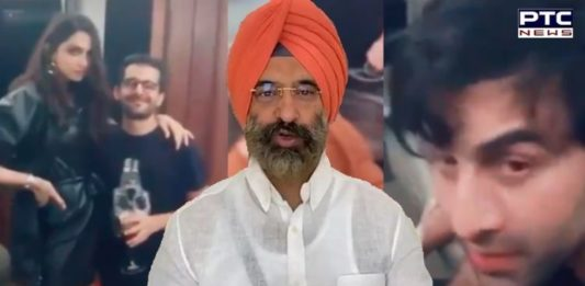 Manjinder Singh Sirsa complaint against Deepika Padukone, Karan Johar on drug party