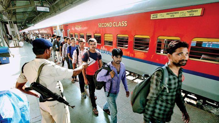 Booking For India Railway Railway Waiting Ticket