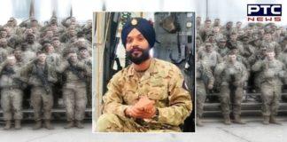 British Sikh soldier Corporal Chamandeep Singh promotion | ਬ੍ਰਿਟਿਸ਼ ਸਿੱਖ ਫ਼ੌਜੀ ਦੀ ਤਰੱਕੀ ਦੀ ਖ਼ਬਰ