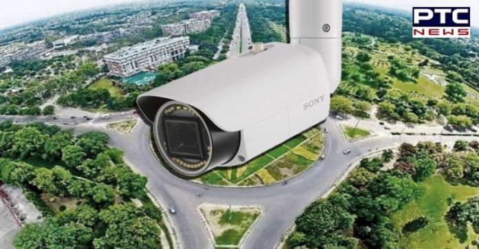 Integrated CCTV cameras being installed on trial basis in Chandigarh