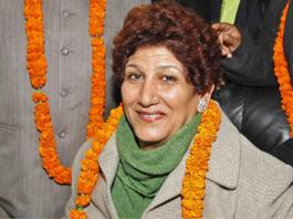 Chandigarh Mayor Raj Bala Malik tests positive for Coronavirus