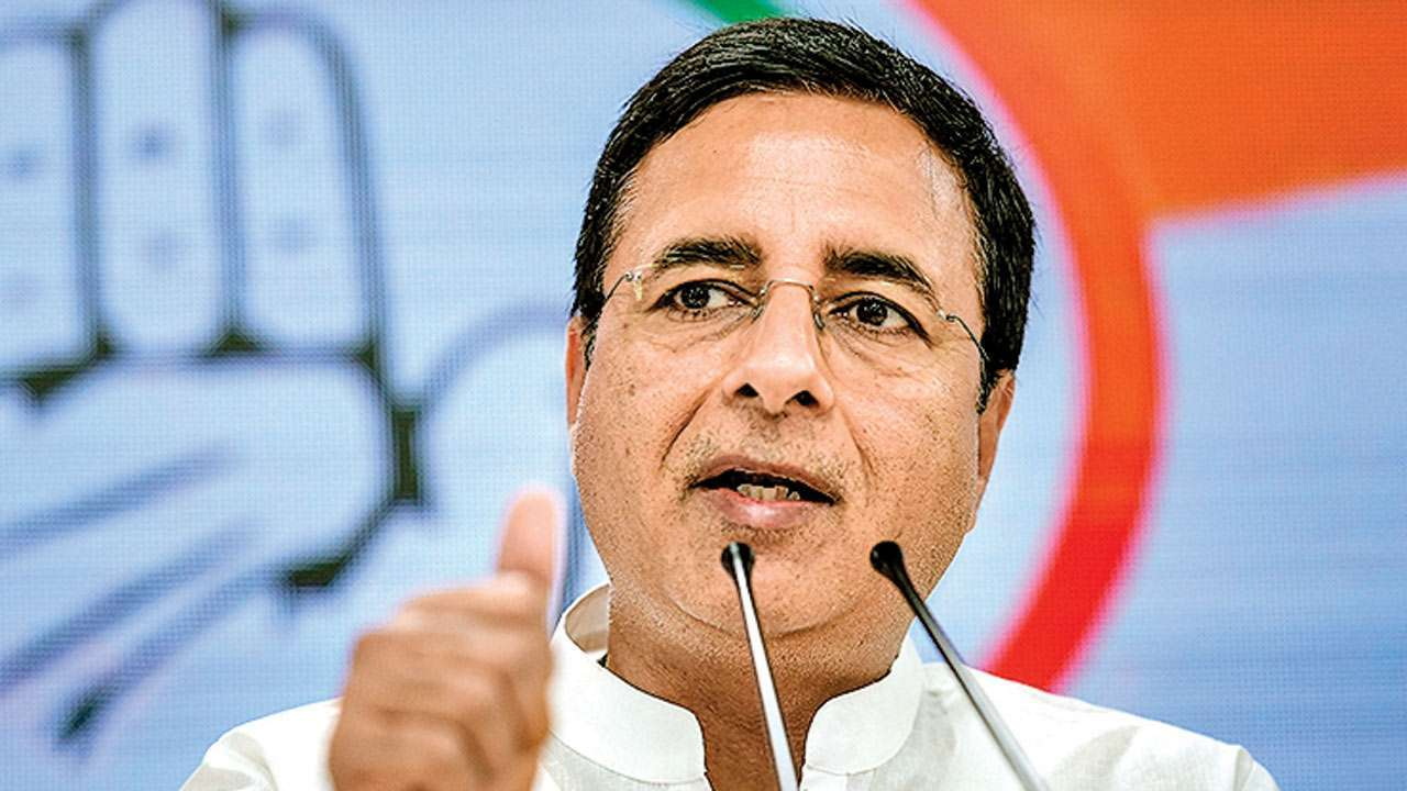 Congress Leader Randeep Surjewala said Corona revealed the health facilities of the government