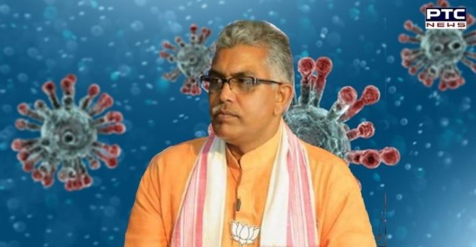 Corona is Gone, Says West Bengal BJP President Dilip Ghosh